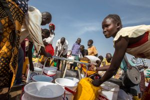 Water_points_at_UN_House,_Juba_(12652748863)